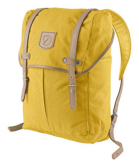 Fjällräven - Ochre No.21 Medium Backpack