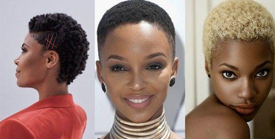 10 Idees De Coiffures Pour Cheveux Courts Afro A Adopter Coiffures Cheveux Courts Cheveux Courts Afro Coiffure