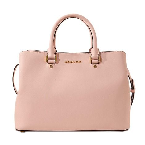 MICHAEL MICHAEL KORS Savannah Lg Satchel. #michaelmichaelkors #bags #shoulder bags #hand bags #leather #satchel #