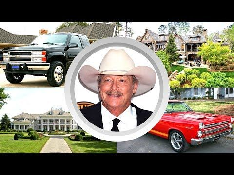 Alan Jackson Net Worth Lifestyle Family Biography House And
