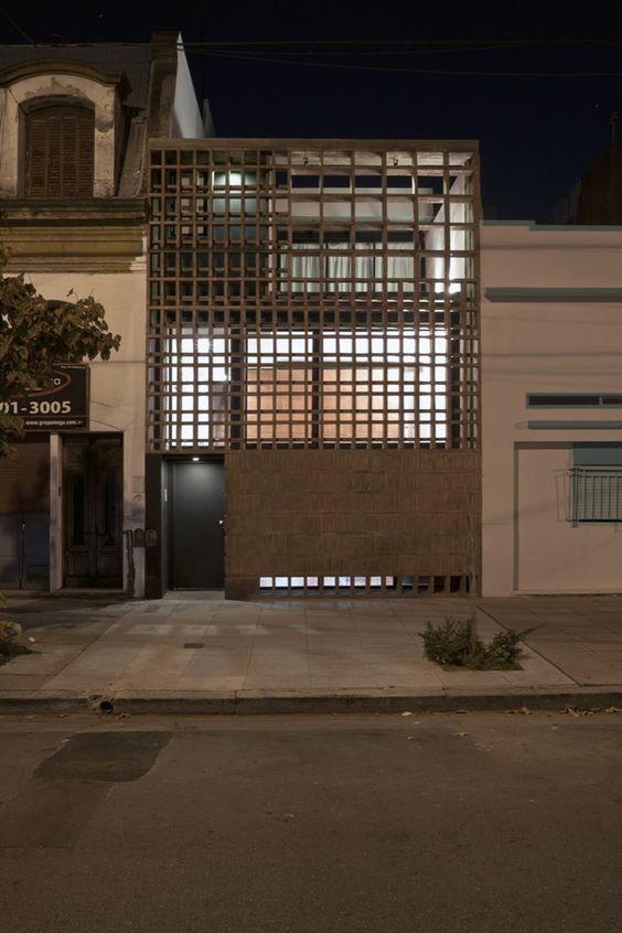 Casa de Alvenaria,© Federico Kulekdjian