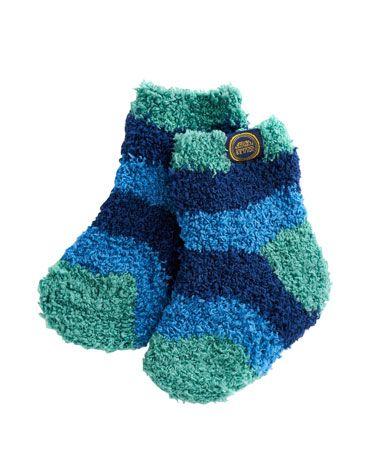 BABY ALLSORTSB Baby Boys Fabulously Fluffy Socks