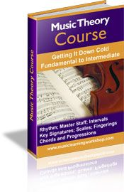 Learn To Read Music Like A Pro with A Home Study Monthly music theory course For The Rest Of Us.
