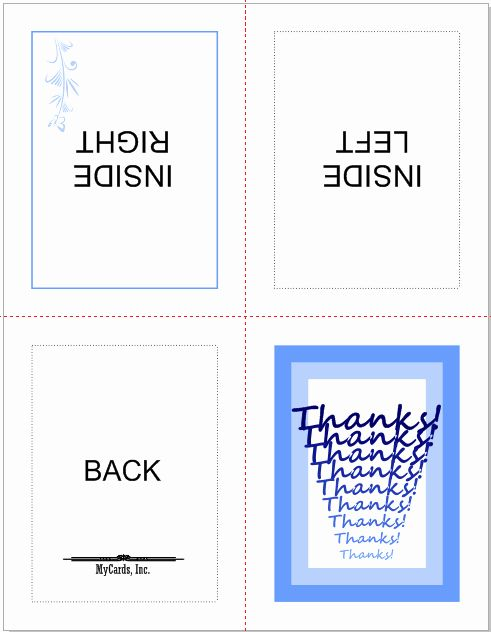 Quarter Fold Cards Template Elegant Not Brochure But Like A Card Coreldraw Graphics In 2020 Free Greeting Card Templates Greeting Card Template Birthday Card Template