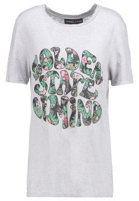 KENDALL   KYLIE - T-Shirt print - grey