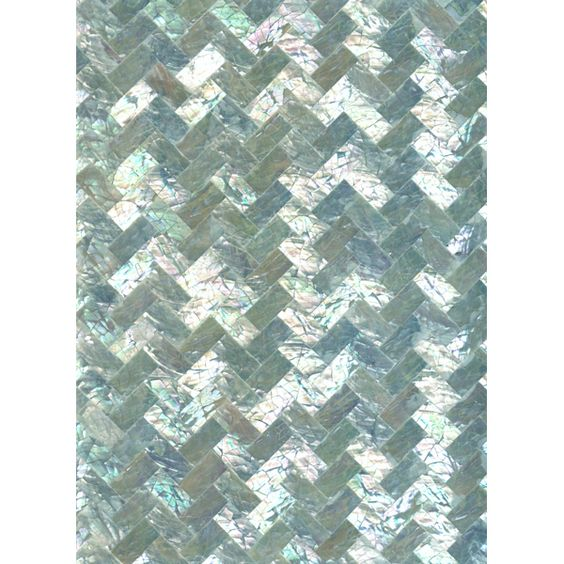 abalone tile  Dream Home Planning  Pinterest  Shells ...