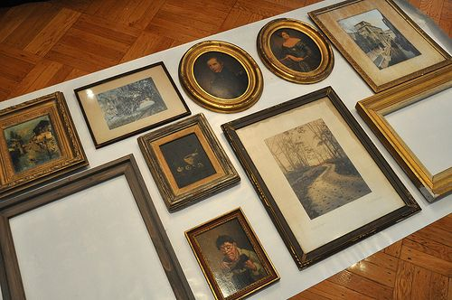 Be Different...Act Normal: How To Hang A Picture Frame