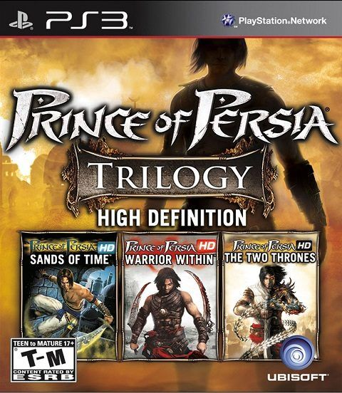 Prince Of Persia Trilogy Ps3 Iso Rom Download Com Imagens