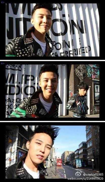 G-Dragon - Extraordinary 20s Photobook #BIGBANG
