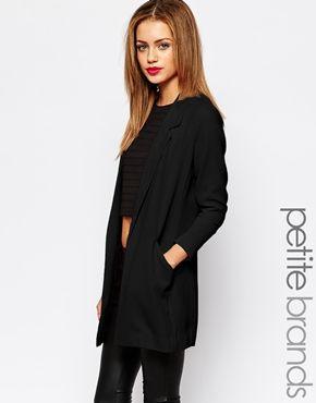 Enlarge New Look Petite Duster Coat | Wishlist | Pinterest | Coats