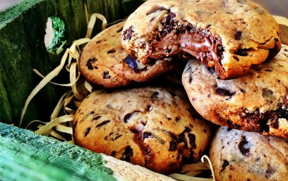 Mistureba Chic : RECEITA FIT - COOKIES
