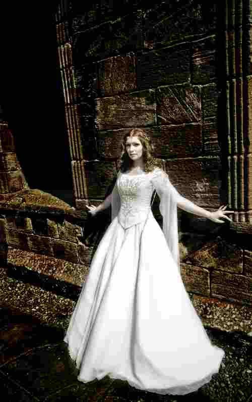 Alternative Wedding Dresses Bristol : Renaissance clothing tags medieval wedding dresses