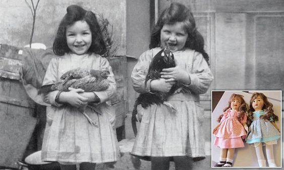 Dolls snatched from Jewish sisters who went to Auschwitz donated to Shoah Memorial | Daily Mail Online
