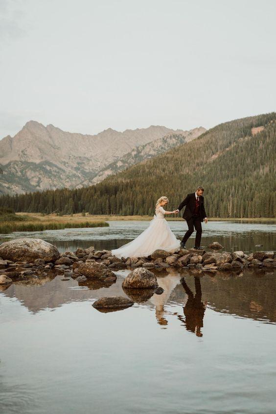 #weddingplanning #engaged #elopement