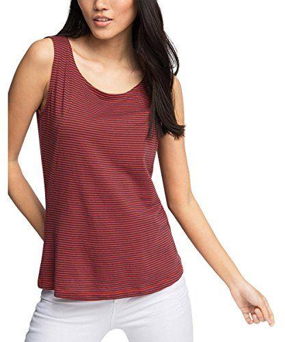 EDC by Esprit Women's New Rn to Striped Sleeveless T-Shir... https://www.amazon.co.uk/dp/B019EI6944/ref=cm_sw_r_pi_dp_A.csxb11GQRN5