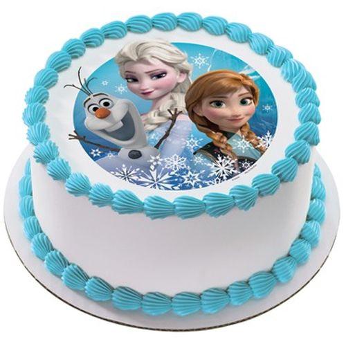 Cartoon Characters Birthday Cakes Frozen Birthday Cake Cartoon Cake Photo Cake