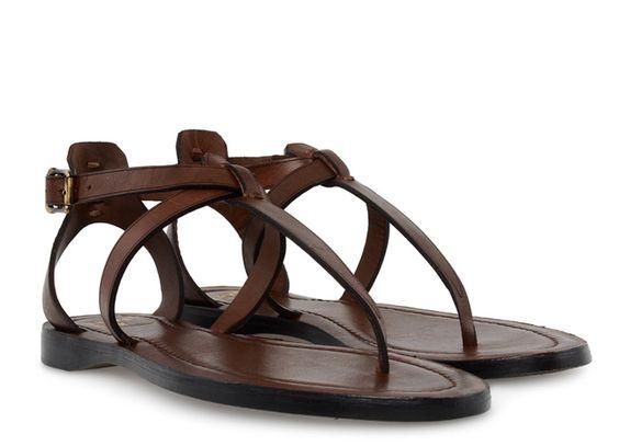 Frye sandals.