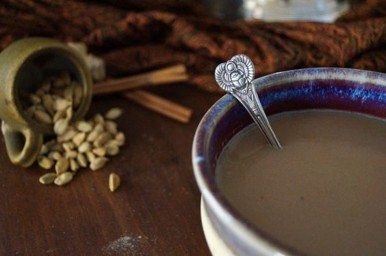 Cardamom Tea - The Throne of the Crescent Moon | Sweets | Pinterest ...