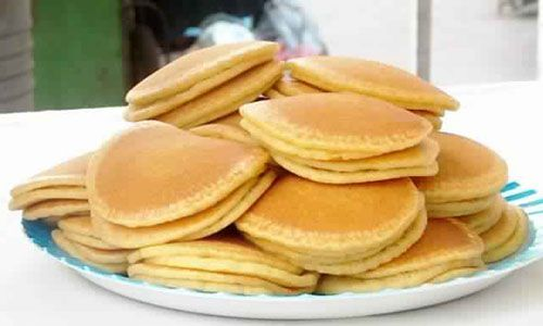 طريقة عمل عجينة القطايف فى المنزل Food Dessert Recipes Snack Recipes