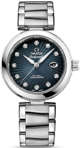 NEW OMEGA DeVILLE LADYMATIC LADIES. Not a watch, a piece of art. I want this for my upcoming bday
