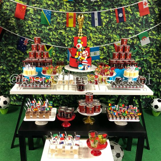 Festa futebol, soccer party, soccer World Cup party, socce cake, futbolada, bolo futebol