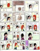 Gaurdian Angel- Cookie Theft by AnimePandaKawaii