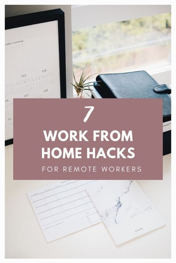 Remote Work Tips 22893