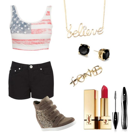 """Sneaker / Bandeira"" by amandaagcs on Polyvore"