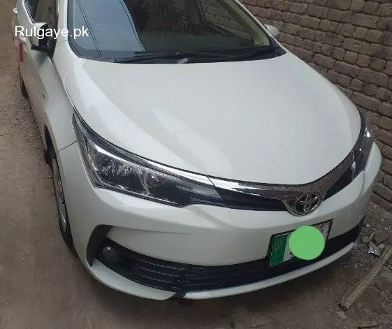 Toyota Xli 2017 In 2020 Toyota Cars For Sale Infotainment System