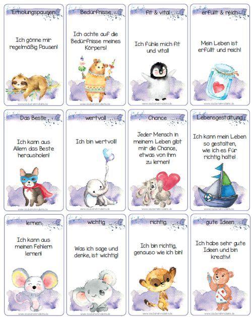 Zaubereinmaleins Designblog Zeugnis Grundschule Yoga Fur Kinder Bewegung Fur Kinder