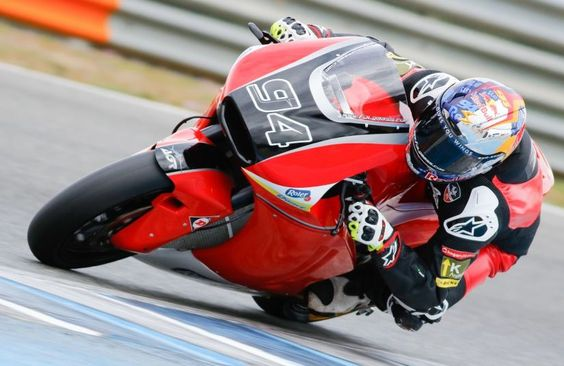 Moto2, Jerez, FP2: Folger risponde a Rabat