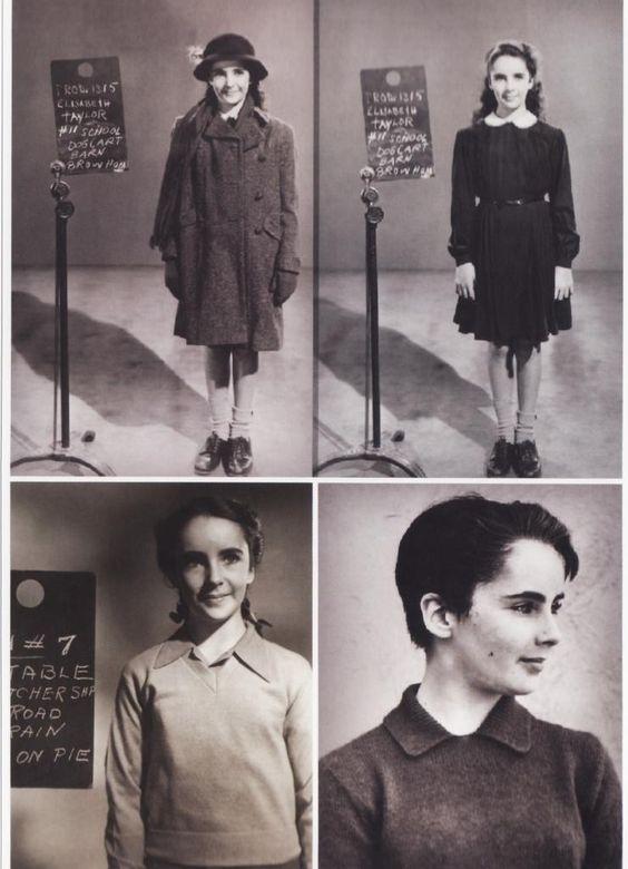 National Velvet costume changes