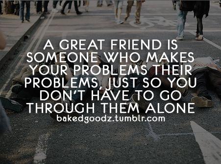 A Great Friend