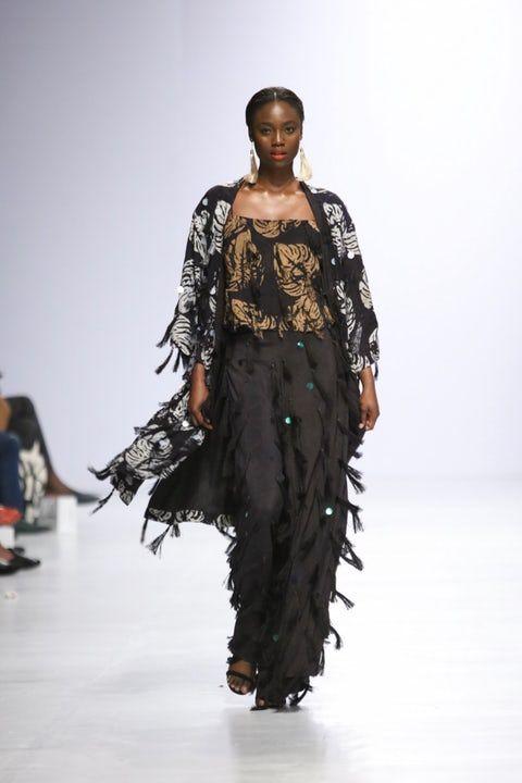 Tiffany Amber Nigerian Fashion Designers Ready To Wear Tiffany Amber