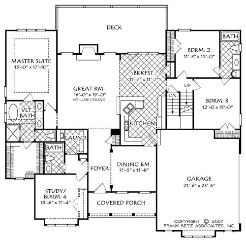 Home plans house plans and parks on pinterest Avondale house plan
