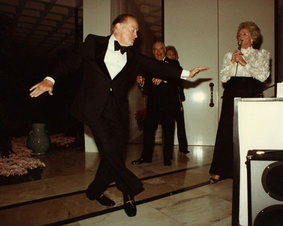 Image result for bob hope dancing