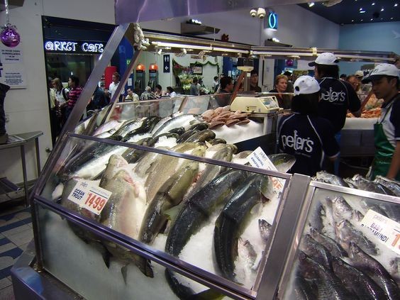 Peter's at Sydney Fish Market, 7 to 6 every Saturdays and Sundays..