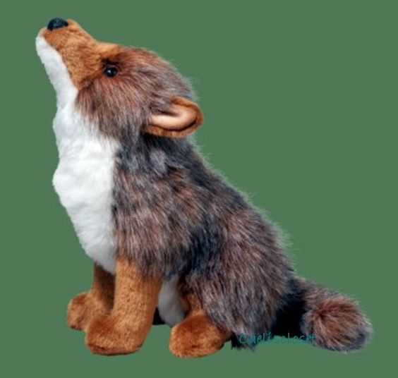 Douglas Rambler COYOTE Plush Stuffed Animal Cuddle Toy NEW #DouglasCuddleToy