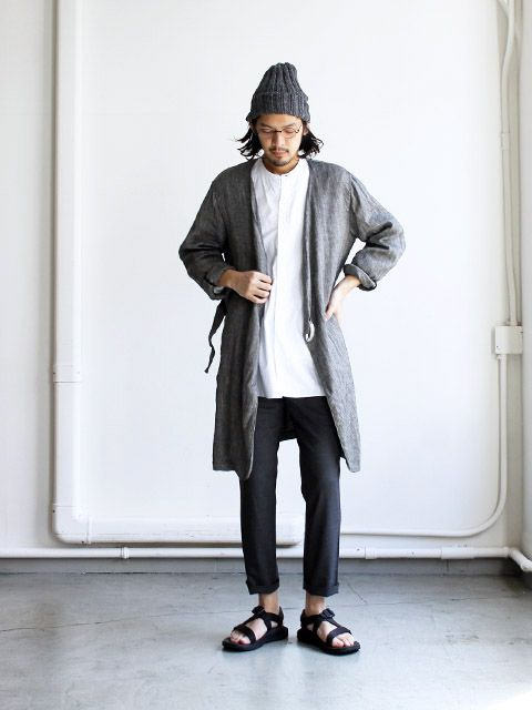 Ordinary fits Atelier Coat