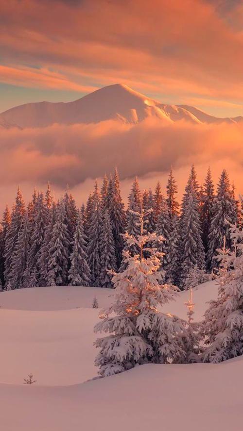 Winter Wallpaper Iphone Winter Wallpaper Landscape Wallpaper Winter Landscape