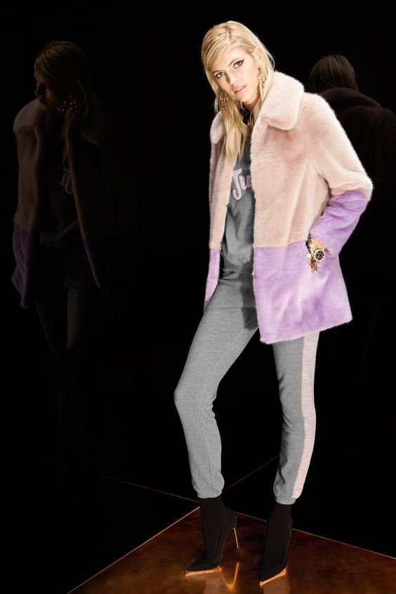 Juicy Couture Fall 2015 Ready-to-Wear Collection Photos - Vogue