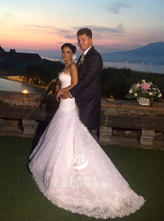 Matrimonio In Giugno : Matrimonio emozionante con rito all americana per rosa