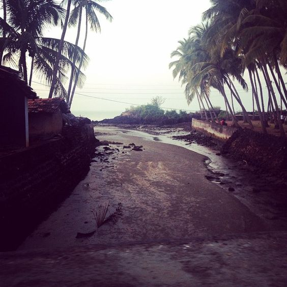 """#Nuem #beach #calm #trip #goa #goodtimes #incrediblegoa"""