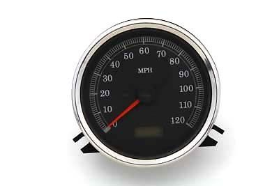 Replica Electric Speedometer For Harley Davidson FXST FLST FXDWG FLHR #VTwinManufacturing