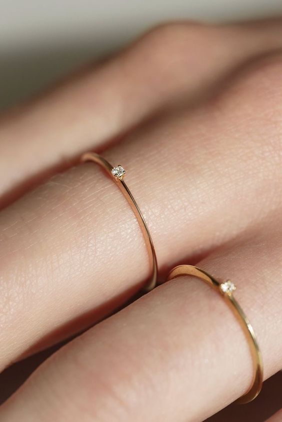 Bague de mariage : Anillo Single très-or en oro amarillo  NOVEDADES - #amarillo #Anillo #Bague #de #en #mariage #NOVEDADES #oro #single #trèsor