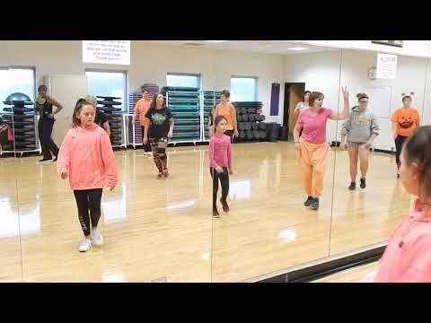 Zumba Gold Uma Thurman By Fall Out Boy Zumba Fun Workouts Uma