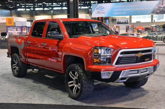 Lingenfelter Chevy Reaper Is Ready To Make Ford S Raptor Go Extinct W Video Chevy Reaper Trucks Chevy