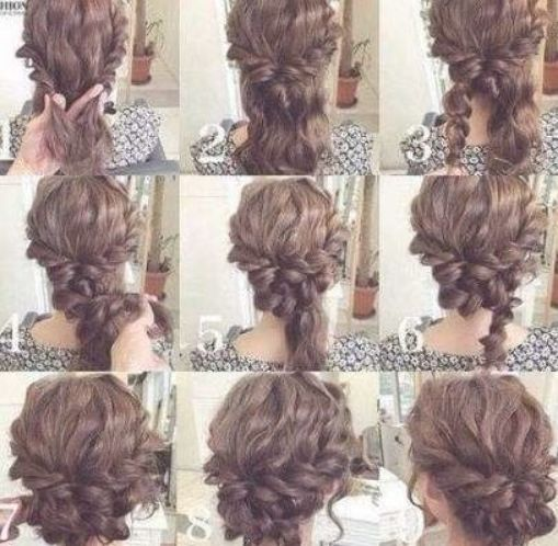 15 Beautiful Wedding Updos Pretty Designs Hair Styles Braids For Long Hair Hairstyle