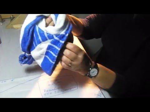 COMO RECICLAR TOALLAS - YouTube