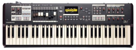 Hammond SK1 – Stage Keyboard im Test